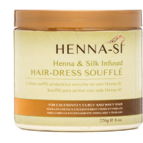 HENNA-SI HENNA & SILK INFUSED HAIRDRESS SOUFFLE 8 oz