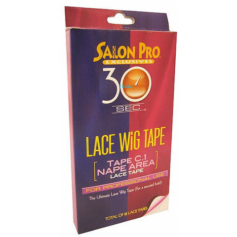 Salon Pro 30 Second LACE WIG TAPE Nape Area Lace tape #58592