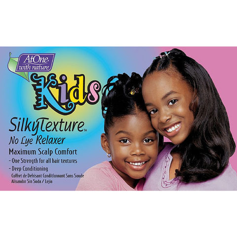 At One KIDS No Lye Silky Texture Kit