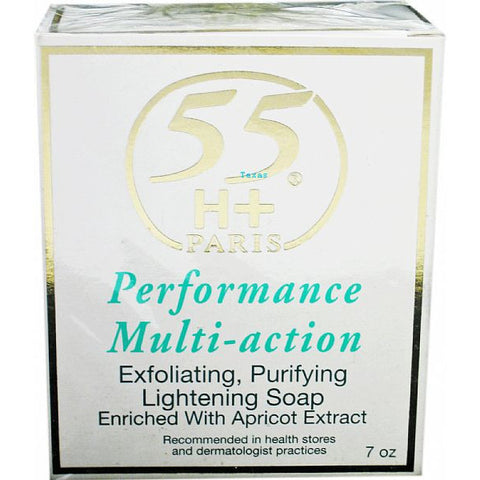 55H+ Performance Multi-Action Lightening Soap - 7oz #508
