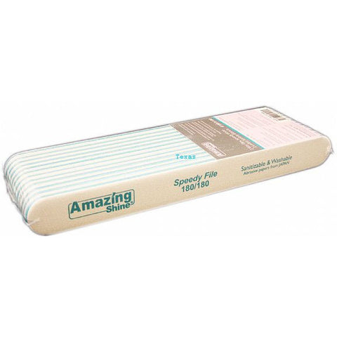 Amazing Shine 2 Way Nail Files - Pack of 12