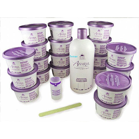 Affirm Sensitive Scalp Creme Relaxer Kit (20 pack)