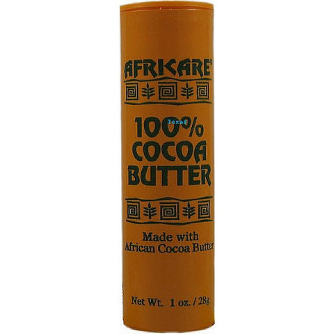 Africare 100% Cocoa Butter Stick - 1oz