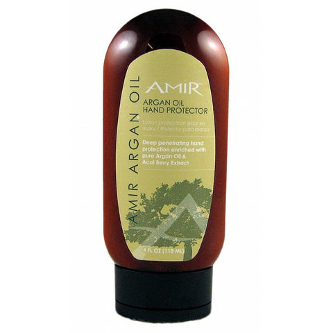 Amir Argan Oil Hand Protector - 4oz bottle