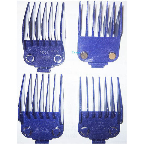 Andis Magnetic Comb Set # 01415