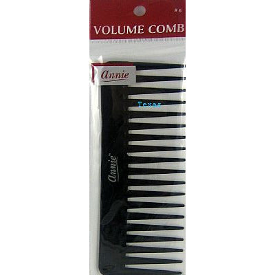 Annie VOLUME COMB - 6inch large comb #6