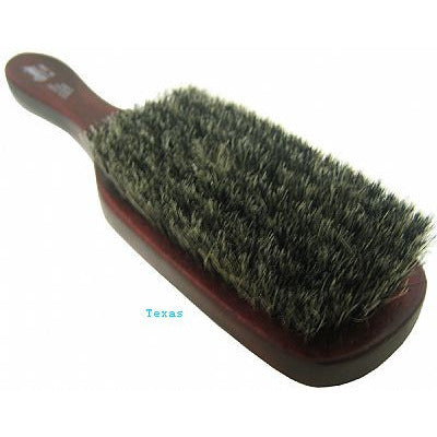 Annie WOODEN Hair BRUSH - 100% Boar - SOFT and WIDE #2080
