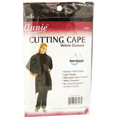 Annie Cutting Cape Velcro Closure # 3903