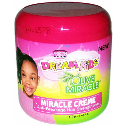 African Pride DREAM KIDS Miracle Cream - 6oz jar