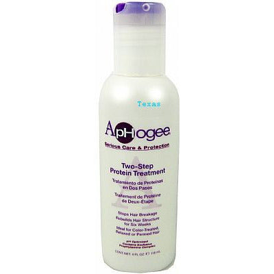 ApHogee Two Step Protein Treatment - 4oz bottle