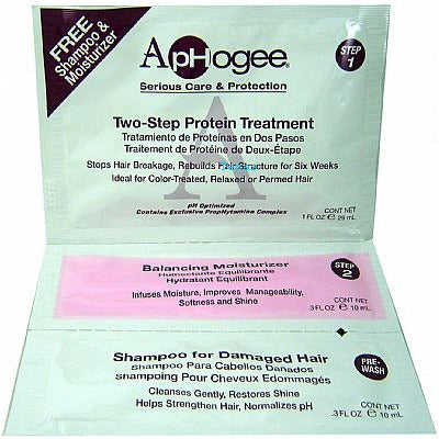 ApHogee Two Step Protein Treatment Step 1 - 1oz packet
