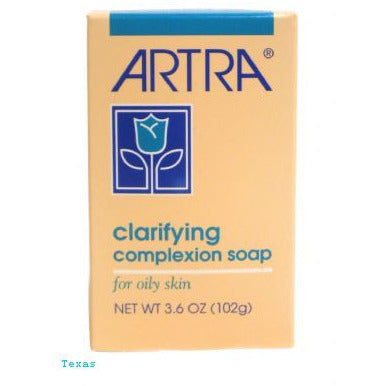 Artra CLARIFYING COMPLEXION SOAP for oily skin - 3.6oz