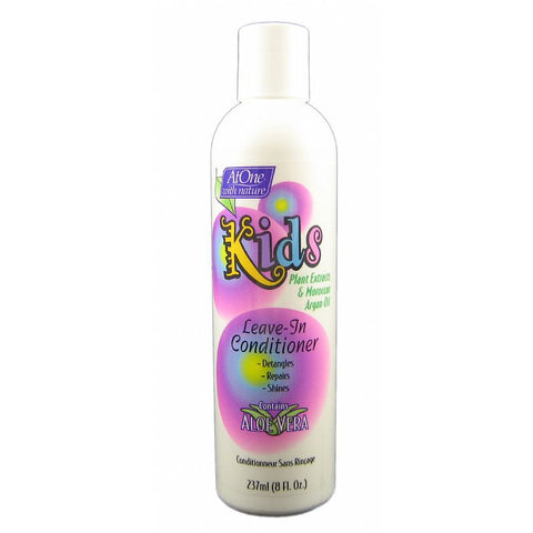 At One KIDS Leave In Conditioner - 8oz bottle