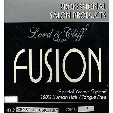 Fusion Hair Extension H/H CRYSTAL FUSION - 20inch Human Hair - 80piece