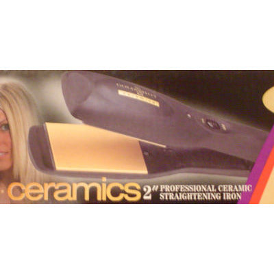 Goldn Hot Ceramics 2inch Professional Straightening Iron - Model GH2143