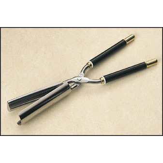 Golden Supreme D shaped style curling iron