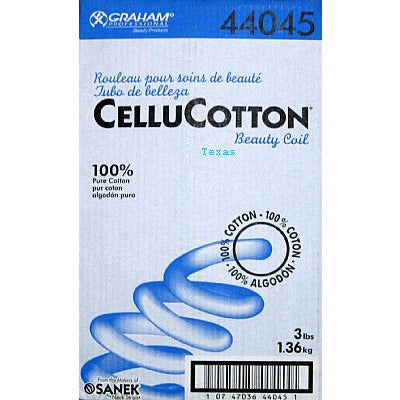 Graham CelluCotton Beauty Coil - Pure Cotton - 3lbs - #44045