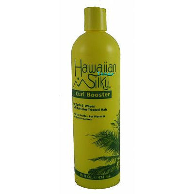 Hawaiian Silky CURL BOOSTER - 16oz bottle