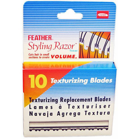 Jatai Feather Styling Razor Blades - 10pack
