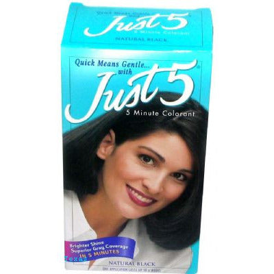 Just 5 Hair Color kit - 3 Pack