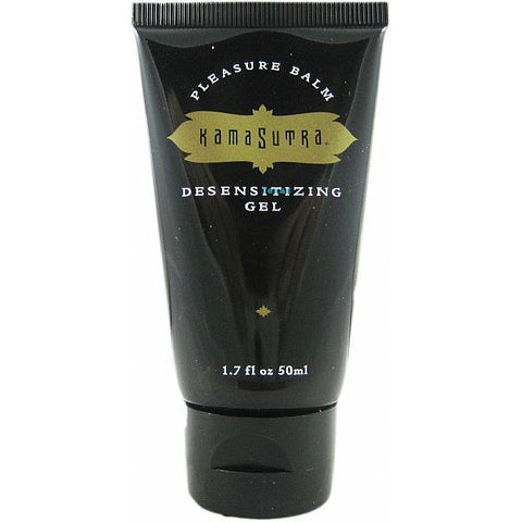 Kama Sutra Pleasure Balm - Desenitizing Gel - 1.7 oz