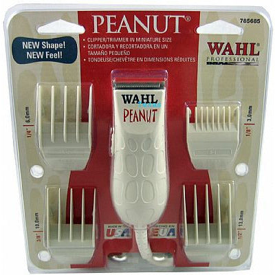 Wahl PEANUT Trimmer set  - Model 8655 New Shape