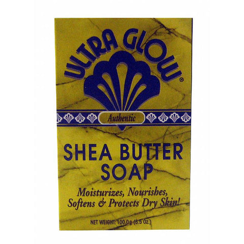 Ultra Glow SHEA BUTTER SOAP - 3.5oz