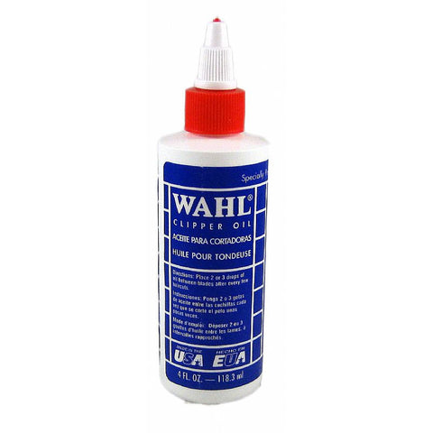 Wahl Clipper Oil - 4oz #3310