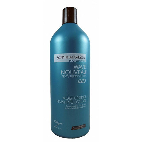 Wave Nouveau Coiffure MOISTURIZING FINISHING LOTION - 33.8oz bottle