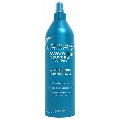 Wave Nouveau Coiffure MOISTURIZING FINISHING MIST - 16.9oz spray