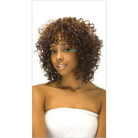 Urban Beauty Wig Box HILARY - Full Wig - Premium Synthetic Hair