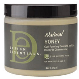 Design Essentials Natural Honey Curl Foaming Custard - 7.5oz