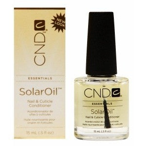CND Essentials Solar Oil