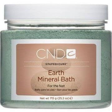 CND Earth Mineral Bath - 11.8oz