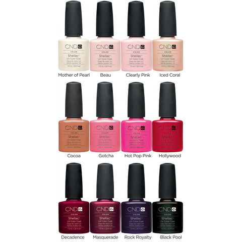 CND Shellac Power Polish - .25oz