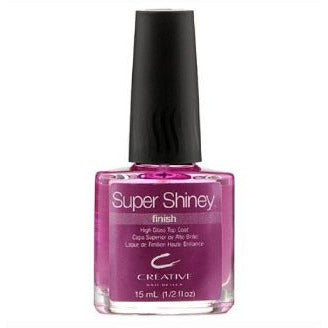 CND Super Shiney High Gloss Top Coat - 0.5oz