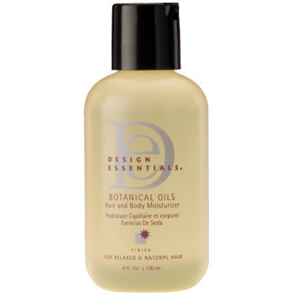 Design Essentials Botanical Oils - 4oz