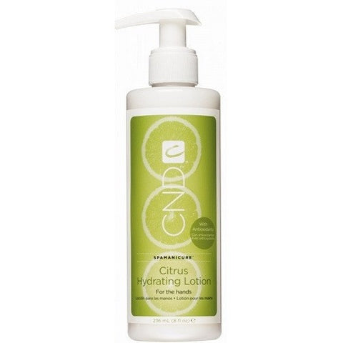 CND Citrus Hydrating Lotion - 8oz