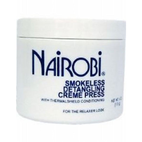 Nairobi Smokeless Detangling Creme Press - 4oz