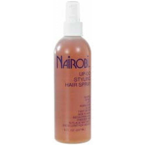 Nairobi Up-Do Styling Hair Spray - 8oz Spray