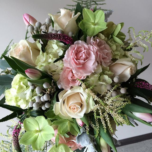 Hand Tied Bouquet- Designer's Choice