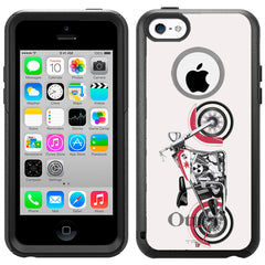 Apple iPhone 5C 1955 Motorcycle Otterbox Commuter Case