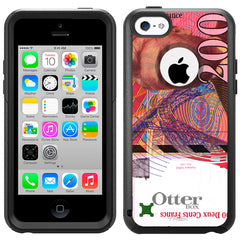 Apple iPhone 5C 200 Cinquante Francs Otterbox Commuter Case