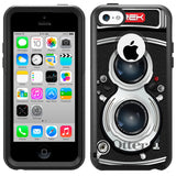 Apple iPhone 5C New York Tag Otterbox Commuter Case