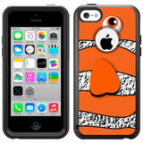 Apple iPhone 5C Clownfiish Otterbox Commuter Case