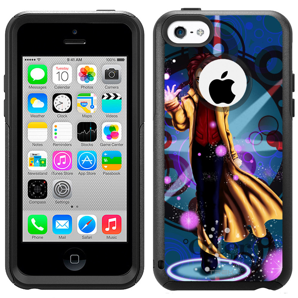Apple iPhone 5C The Master Magician Otterbox Commuter Case