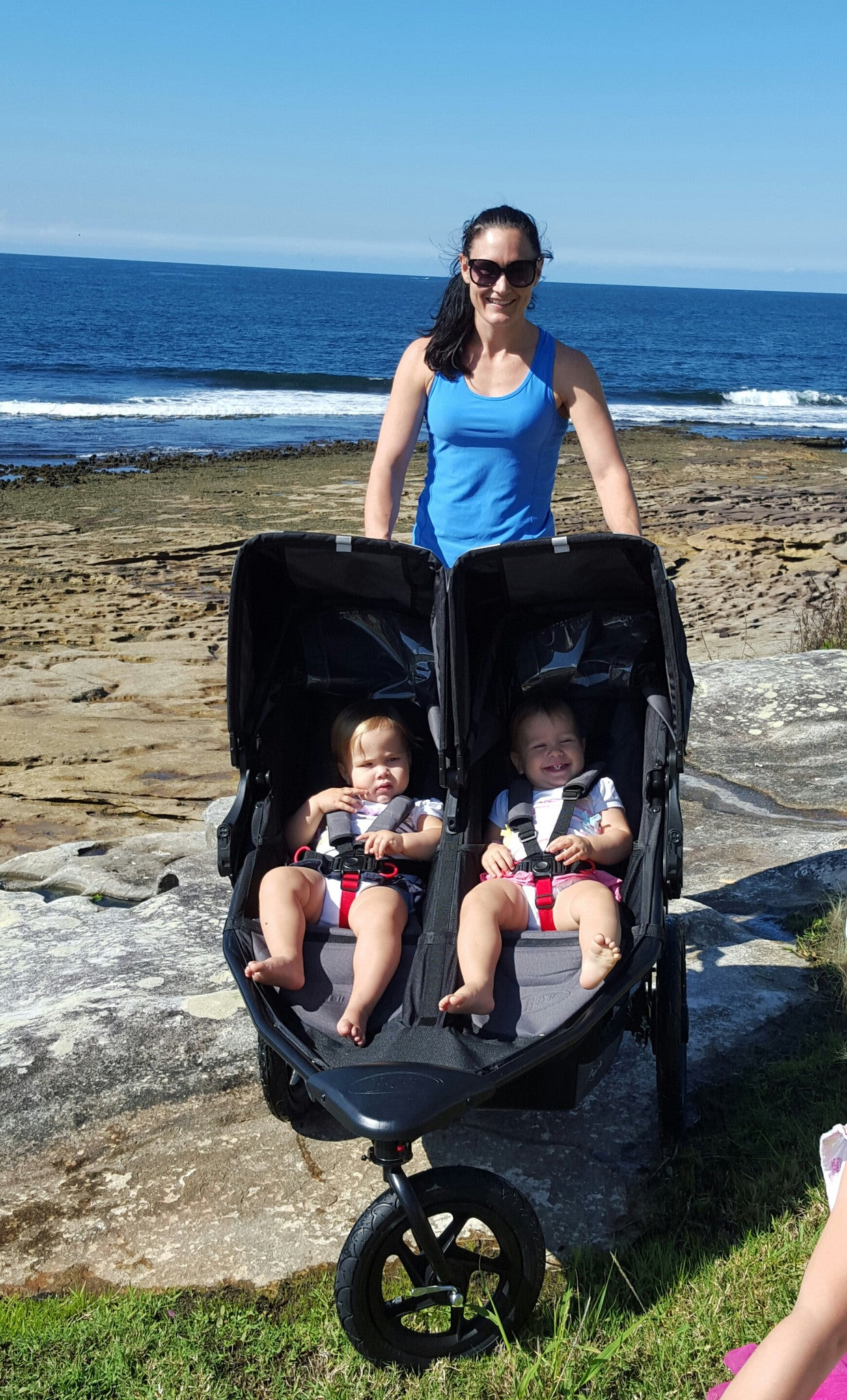BOB Revolution PRO Duallie Pram Review