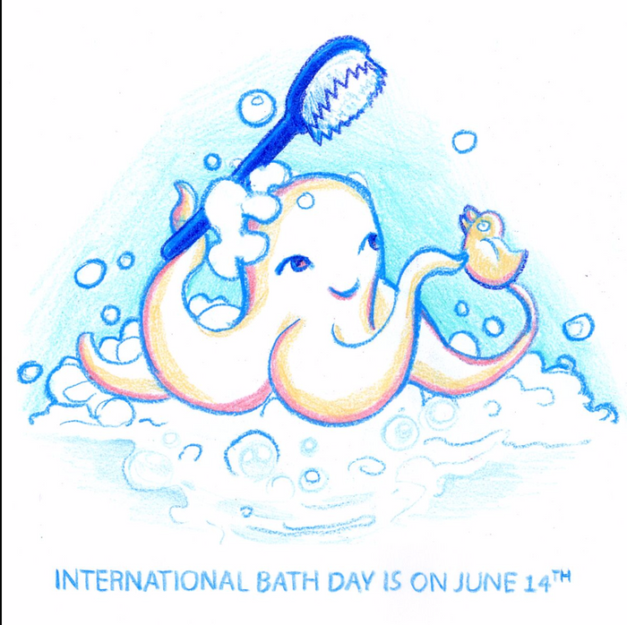 International Bath Day - 14th June 2016!