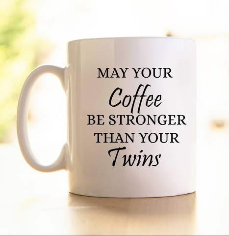 Mugs for parents and carers of Twins / Triplets