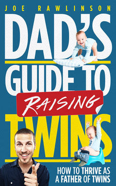 Dads Guide to Raising Twins Book